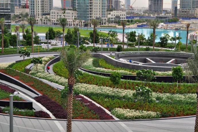 Khalifa Park Weddle Landscape Design