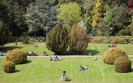 Heriot-Watt University awarded its second Green Flag Award