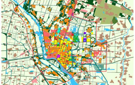 Pizhou City Masterplanning