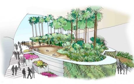 Qingdao Plant Pavilion Pavilion