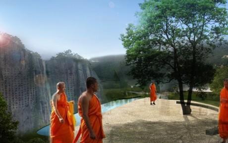 Niushou Buddist Mountain