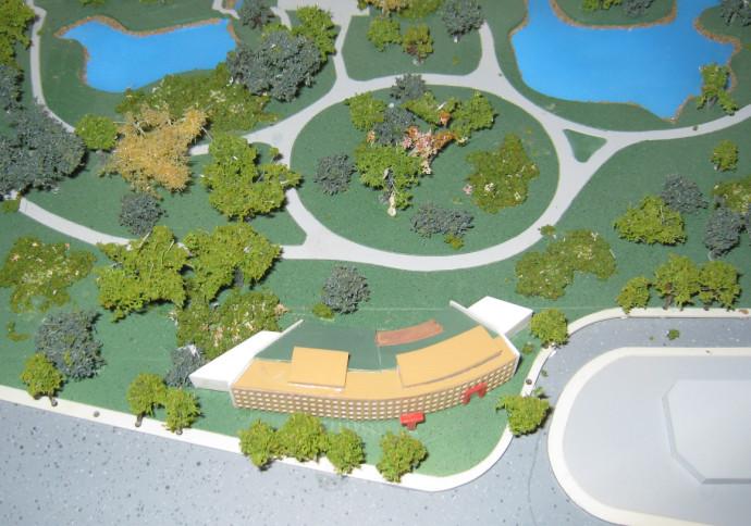 Milano triennale weddle landscape design for Garden designer milano