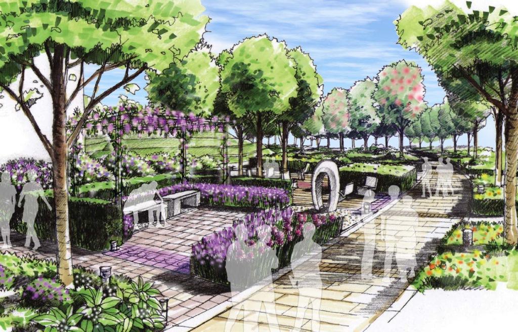 Landscape assistant job weddle landscape design for Garden design internship