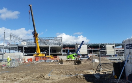 IKEA Sheffield – Progress