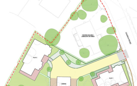 The Orangery, Eggington – Planning Approved