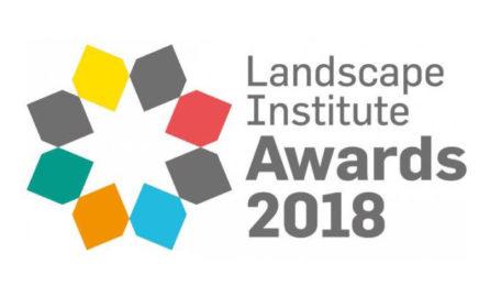 Landscape Institute Volunteer of The Year Award 2018