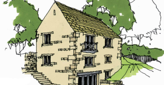 Planning Approval for New Dwelling in Whiston Conservation Area