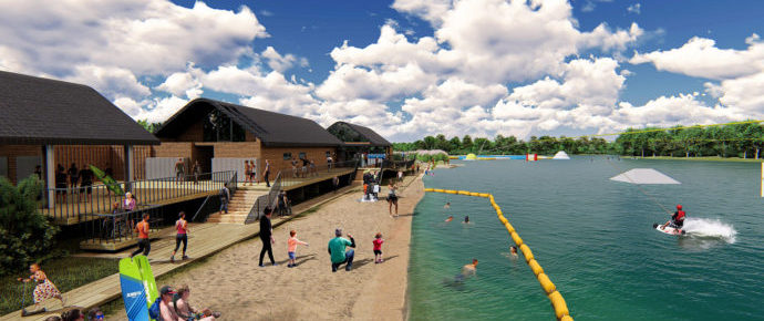 'World Class' Water Sports Centre receives approval