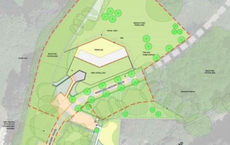 Approval for new dwelling in the Peak District National Park